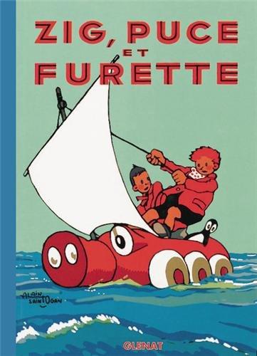 Zig et Puce, tome 7 : Zig, Puce et Furette
