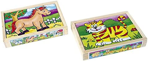 Small foot company - 7337 - Puzzle En Bois Bois Bois - Boîte Des Animaux   Une Bonne Réputation Dans Le Monde Entier  c7909e