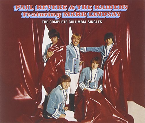 The Complete Columbia Singles (Revere Paul)