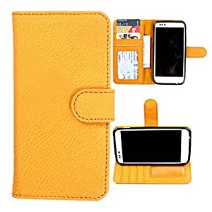 For Samsung Galaxy Core Prime - DooDa Quality PU Leather Flip Wallet Case Cover With Magnetic Closure, Card & Cash Pockets