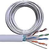 25 M CAT6 FTP/STP geschirmt Kabeltrommel/Drum-reines Kupfer-Ethernet LAN RJ45