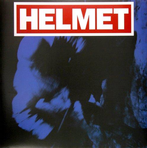 Meantime [Blue/Red Swirl] [Vinyl LP] -