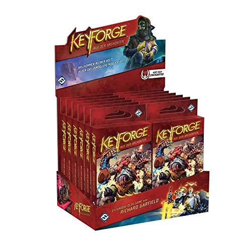 KeyForge - Ruf der Archonten - Deck Packs / Booster / Display | DEUTSCH, BoosterDisplays:12er (Display)