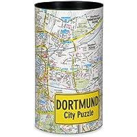 Extragifts City Puzzle - Dortmund