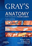 Grays Anatomy for Students Flash Cards: With Student Consult Online Access