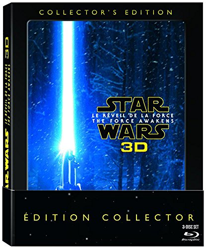 STAR WARS EPISODE VII-3D- - MO