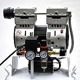 Implotex 850W Flüster leiser Kompressor - 4