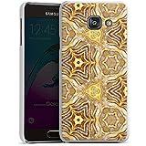 Samsung Galaxy A3 (2016) Housse Étui Protection Coque Pierre précieuse Motif Motif