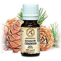 Zedernholz Ätherisches Öl 10ml - Cedrus Atlantica - Zedernöl für Aromatherapie preisvergleich bei billige-tabletten.eu