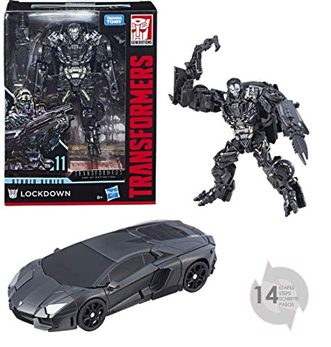 Transformers MV6 Studio Series Deluxe TF4 Lockdown, e0747