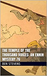 The Temple of the Thousand Voices: An Ennin Mystery 76 (English Edition)