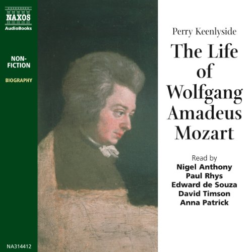 The Life of Wolfgang Amadeus Mozart  Audiolibri