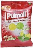 Pulmoll Duo-Gummipastillen Zitrone & Melisse, 100 g