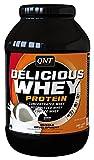 QNT Delicious Whey Protein Powder, Coconut, 1 kg