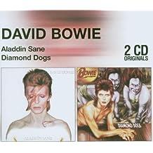 Aladdin Sane/Diamond Dogs by David Bowie