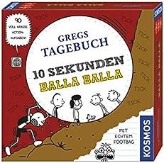 Kosmos 692247 - Gregs Tagebuch - 10 Sekunden Balla Balla, Geschicklichkeitsspiel