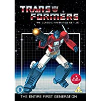 Transformers - Classic Animated Collection