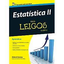 Estatística II. Para Leigos (Em Portuguese do Brasil)