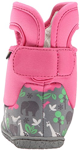 Bogs Baby Bogs Wellies Classic Animals Pink Multi