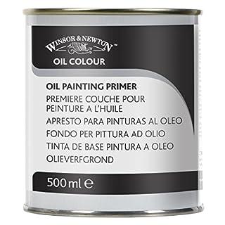 Winsor & Newton 500ml Oil Painting Primer