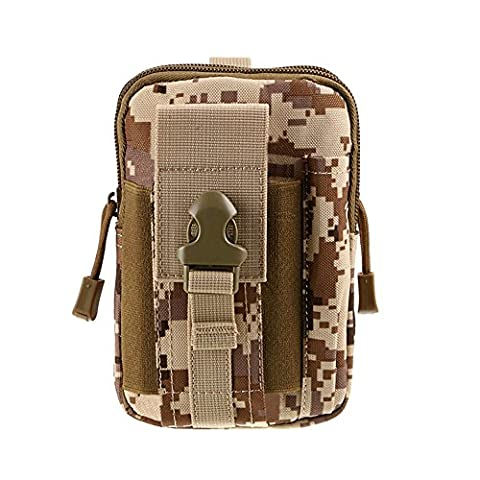 Outdoor Pockets - Multifunctional Capacity Bag EDC