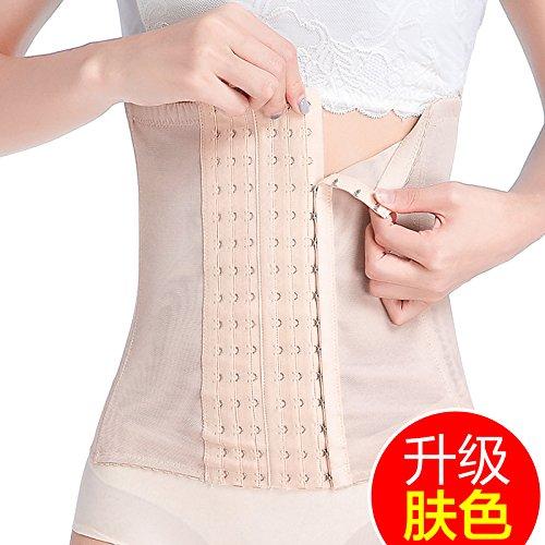 YLYML&N Taillentrainer Gürtelabnehmen Body Shaper Plastikgürtel Body Suits, Haut, (Haut Body Suit)