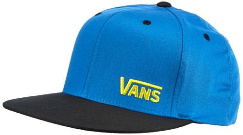 Vans splitz casquette pour homme m Bleu - Skydiver Blue