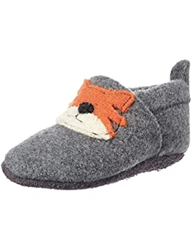 Pololo Unisex-Kinder Wolli Tiger Tom Hausschuhe
