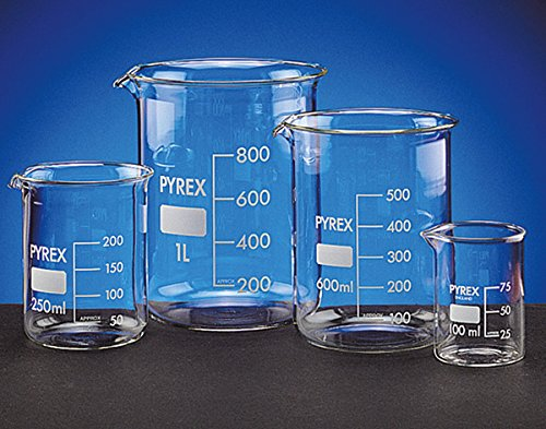 scilabware-090033-vaso-de-precipitados-100ml-en-vidrio-de-borosilicato-pyrex-forma-baja