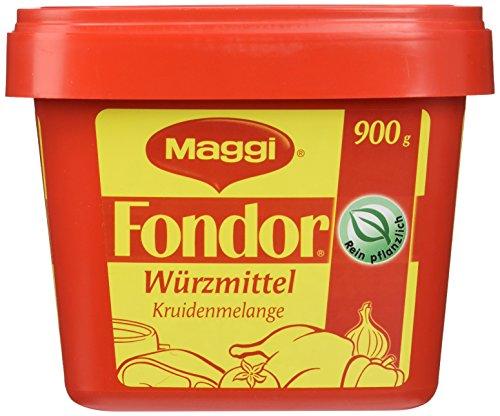 Maggi Fondor Universal-Würzmittel 900 g, 1er Pack (1 x 0.9 kg)