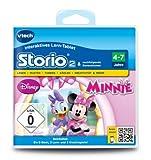 VTech 80-231704 - Lernspiel Minnies Schleifen Boutique (Storio 2, Storio 3S)