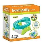 Cheesy Cheeks Travel Potty cum Toilet Tr...