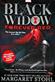 Front cover for the book Black Widow Forever Red (A Marvel YA Novel) by Margaret Stohl