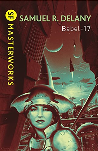 Book cover for Babel-17