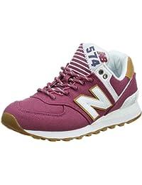 New Balance Wl574v2 Yatch Pack, Zapatillas para Mujer
