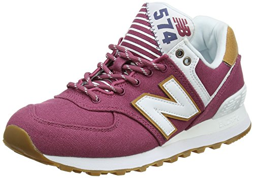 New Balance Wl574v2 Yatch Pack Sneaker Donna Rosa Dragon Fruit 36.5 g2g