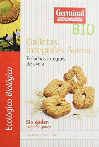 Galletas integrales de avena GERMINAL (8 x 250 gr)
