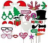 JUNGEN Weihnachten 28 Sätze von Geweihen Weihnachtsmütze ebay heiße lustige Spaß Partei Foto schießen Requisiten