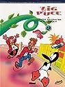 Zig et Puce, tome 6 : Zig et Puce contre le légume boulimique par Greg