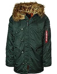 Amazon.es  4XL - Ropa de abrigo   Hombre  Ropa a0322d2369b