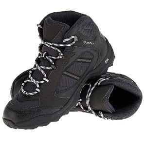 Quechua Forclaz 50 Shoes, 8.5 UK (Black)