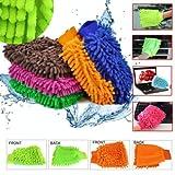 viva smart's smart micro fiber cleaning gloves