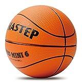 Chastep Mini Basketball Schaumstoffball Soft und elastisch ,ungiftig ,sicher zu spiele 15cm (Orange)