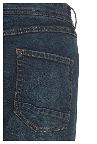 TANTUM O.N. Slim Fit-Jeans Flex Denim, Herren Herren-Jeans,Jeans,Jeanshose,Blaue Jeans, Dunkelblau
