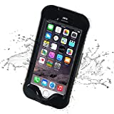 Best iThrough Iphone 6 Case Avec Protections d'écran - iPhone 6S Etui Imperméable, iThroughTM iPhone 6S/ iPhone Review