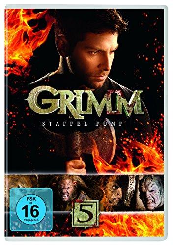 Grimm – Staffel fünf [5 DVDs]
