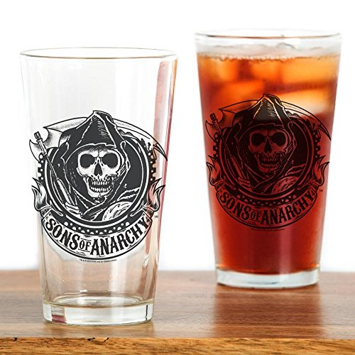CafePress – Sons Of Anarchy – Trinkglas