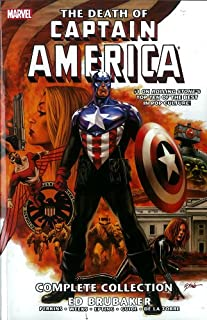 Captain America: The Complete Collection (0785183795) | Amazon Products