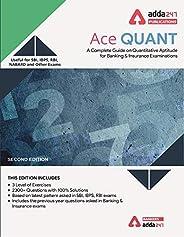 Ace Quantitative Aptitude For Banking and Insurance (English Printed Edition)