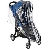 Baby Jogger City Mini cubierta de lluvia con cremallera
